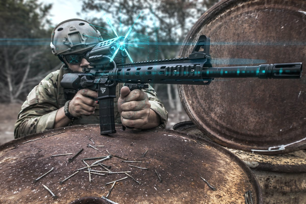 Digital Viewing – The Future of Weaponry?