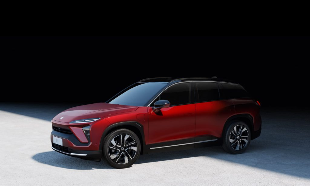 Nio ES6 Chinese electric Car